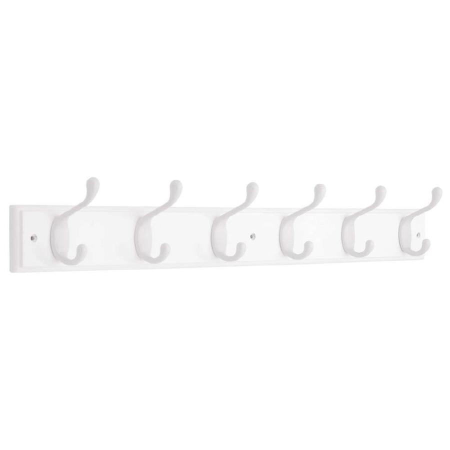 Brainerd MDF and Zinc Die-Cast Garment Hook