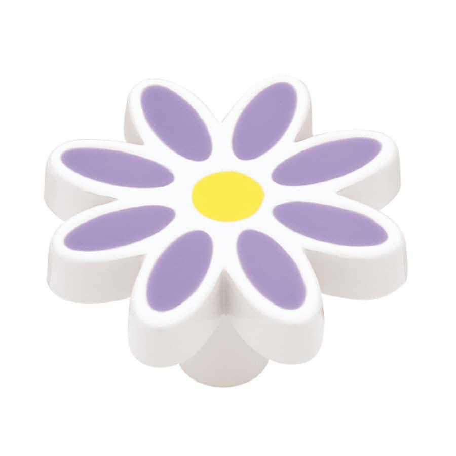 Brainerd Lavender Round Cabinet Knob