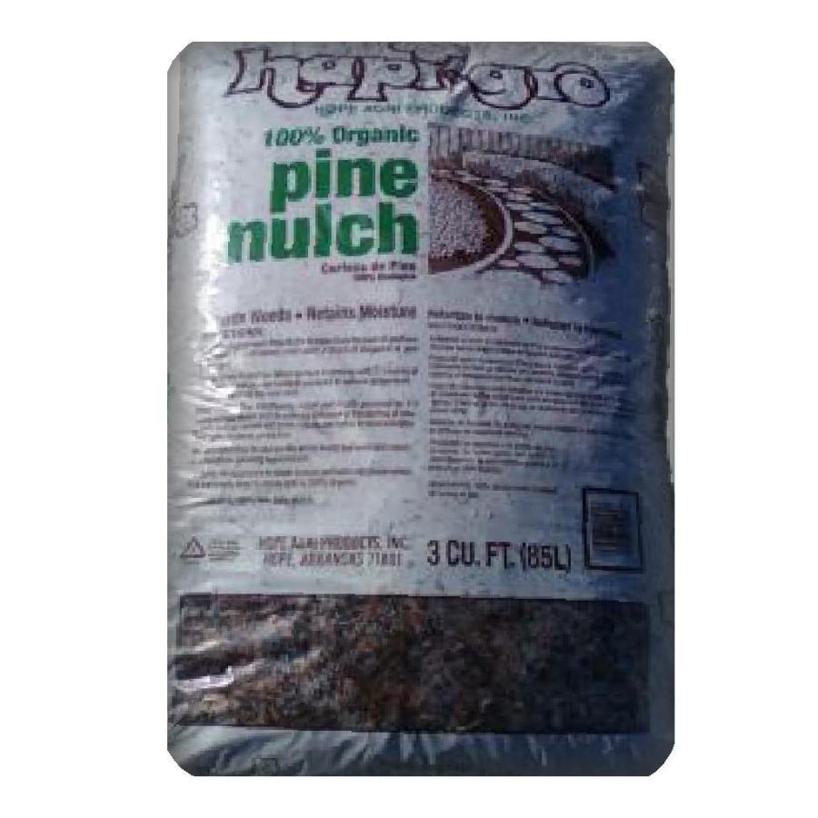 Hapi-Gro 3 cu ft All-Natural Pine Mulch