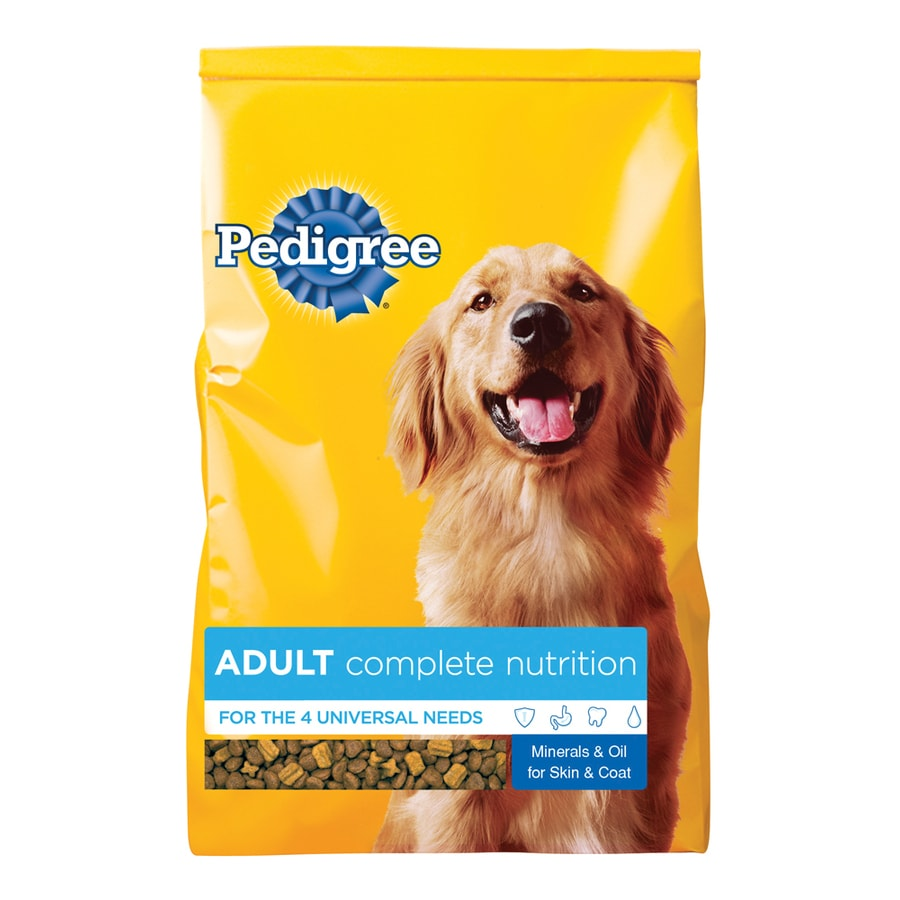 Pedigree 36.57-lbs Small Crunchy Bites Original Beef Adult Dog Food