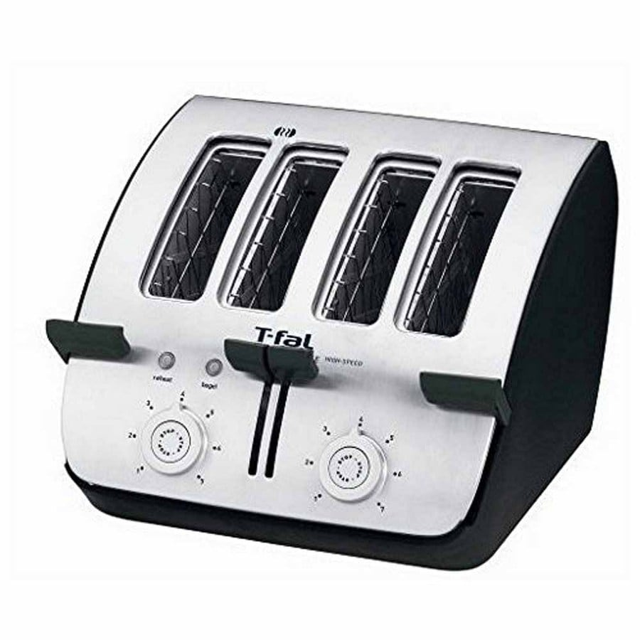 T-fal 4-Slice Metal Toaster