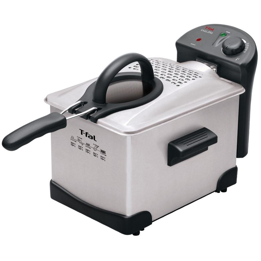 T-fal 3.2-Quart Countertop Deep Fryer