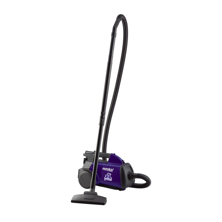 Shop Eureka Mighty Mite Pet Lover Canister Vacuum At Lowes Com
