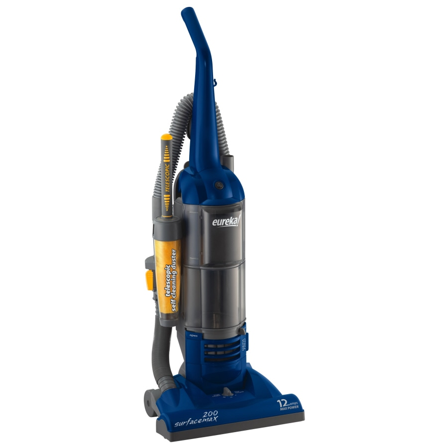 Shop Eureka Bagless Upright Vacuum At Lowescom