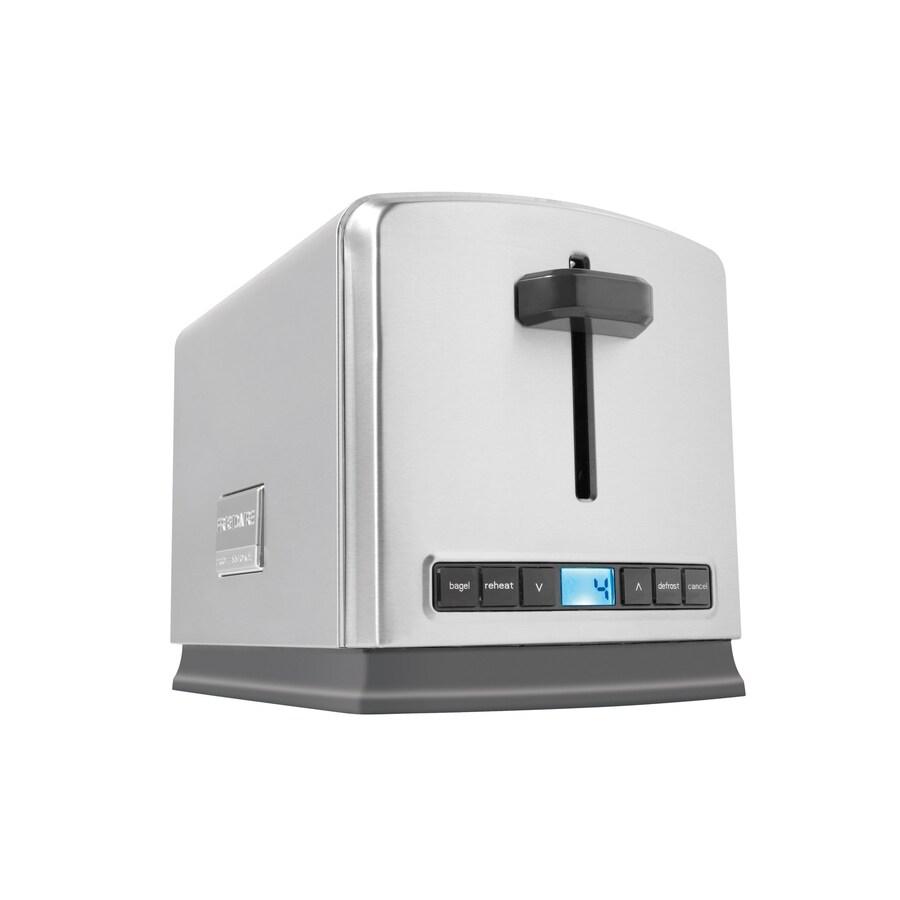 Frigidaire 2-Slice Stainless Steel Toaster