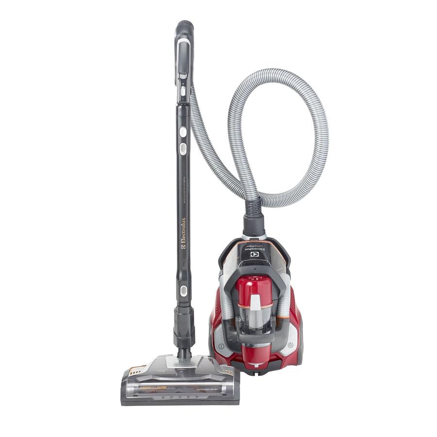 Shop Electrolux Ultraflex Bagless Canister Vacuum At Lowes Com