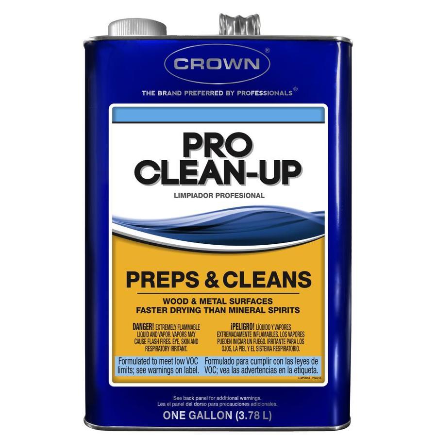 Crown Gl Pro Clean-Up Low Voc
