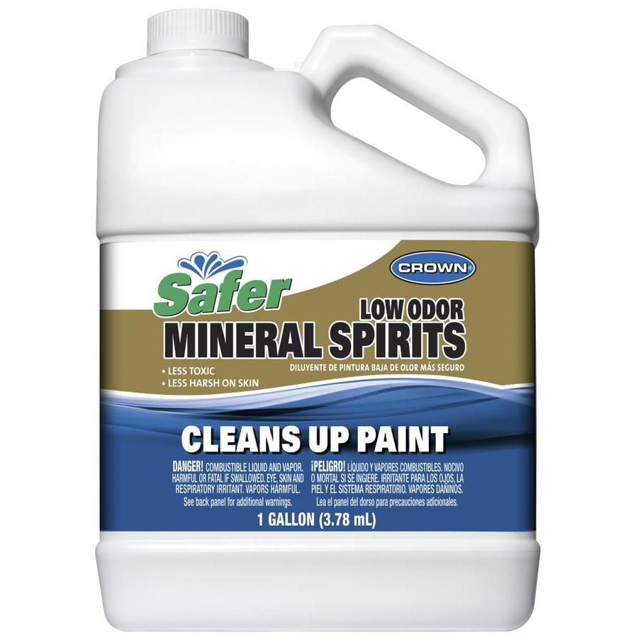 Crown Gallon Safer Low Odor Mineral Spirits