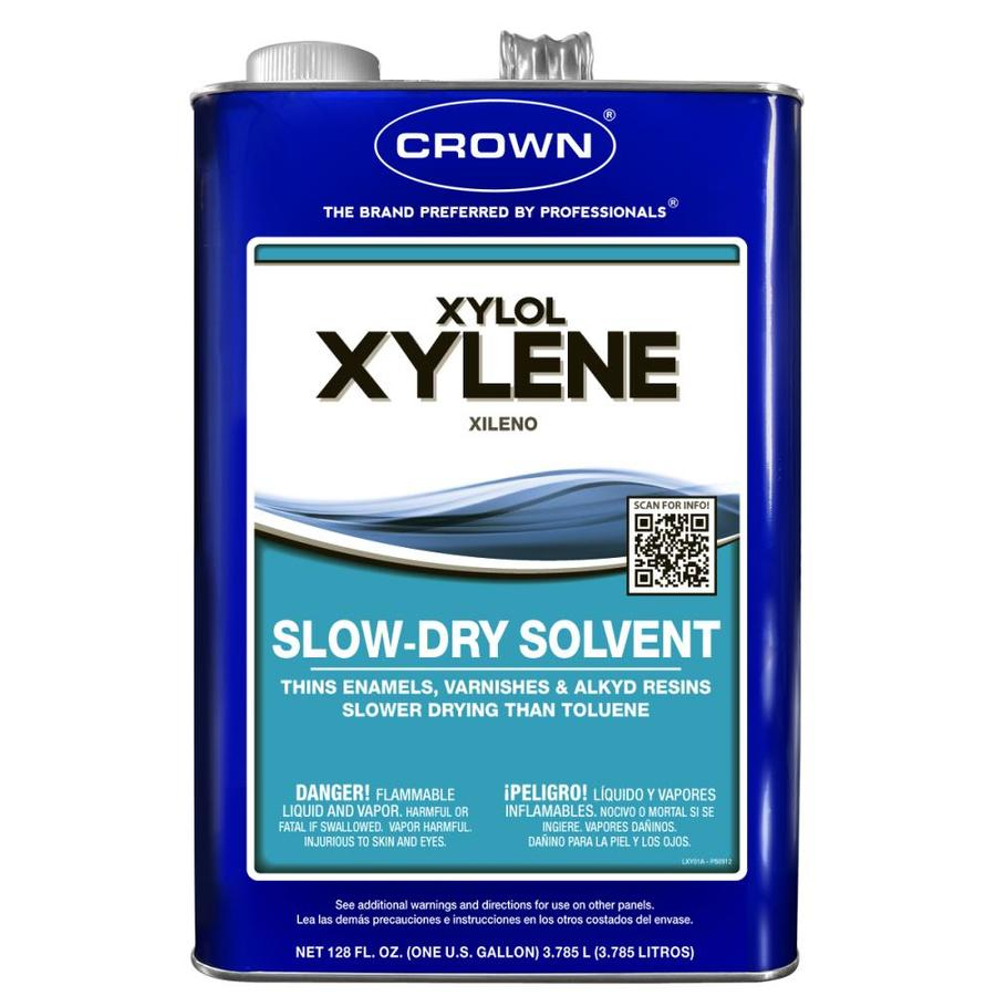 Crown 1-Gallon Slow to Dissolve Xylene