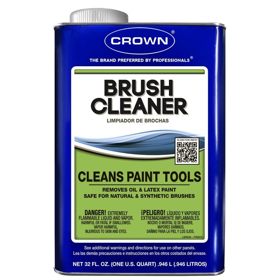 Crown Qt Brush Cleaner