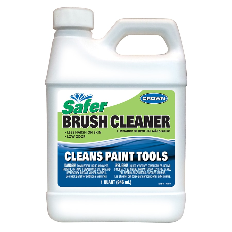Crown QT Brush Cleaner Safer