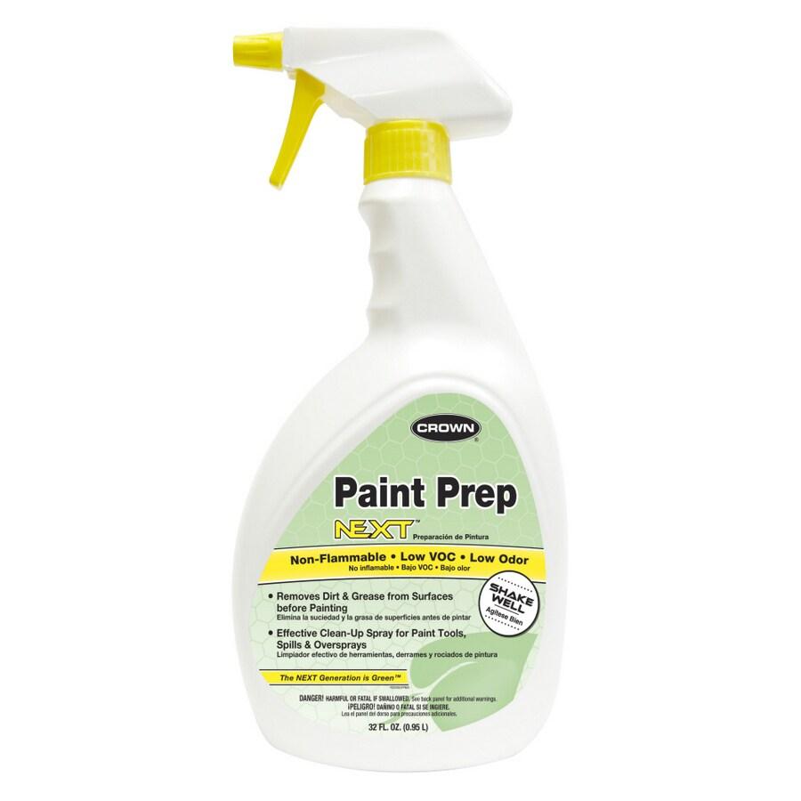 Crown Qt Paint Prep Next Spray