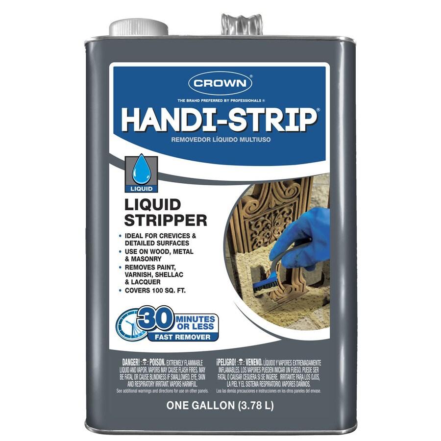 Crown 128-fl oz Liquid Multi-Surface Paint Remover