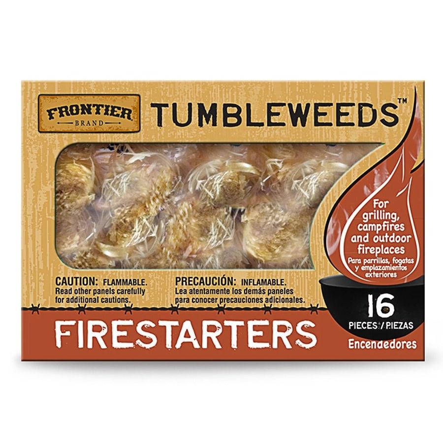 Frontier 16-Pack Paraffin Wax Charcoal Fire Starter
