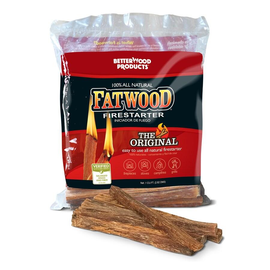 Wood Products International 4-Pack 4-lb Firestarters