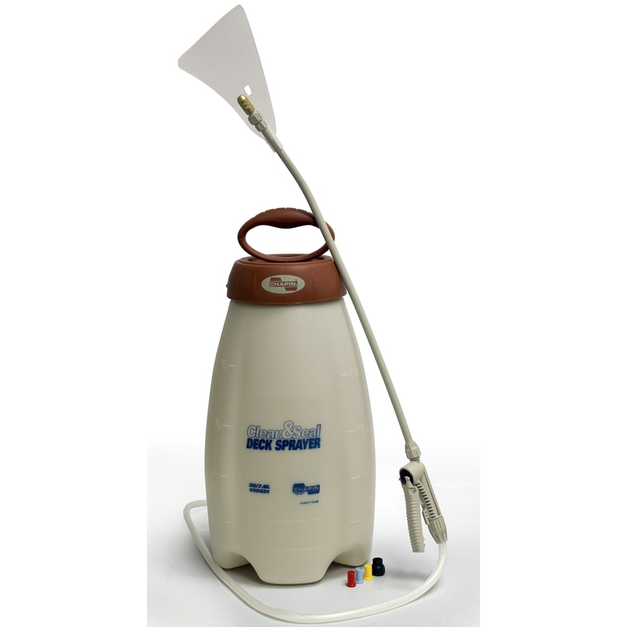 Chapin 2-Gallon Plastic Tank Sprayer
