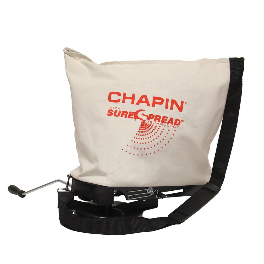 Chapin 25 Lbs.-Lb Capacity Handheld Lawn Spreader