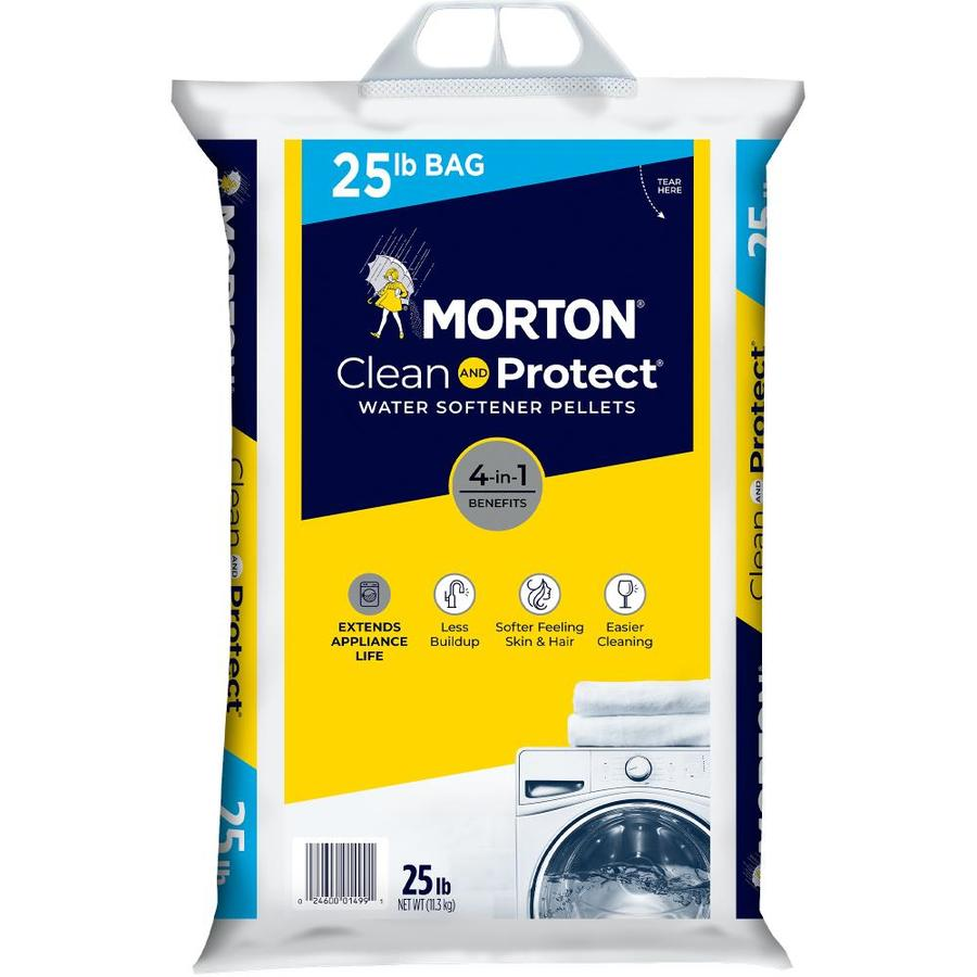 Morton 25-lb Salt Pellets