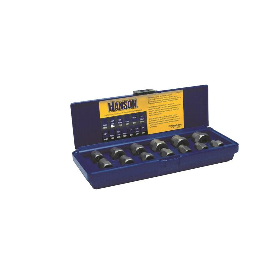 IRWIN Professional's Industrial 13-Pack Bolt Extractor Set