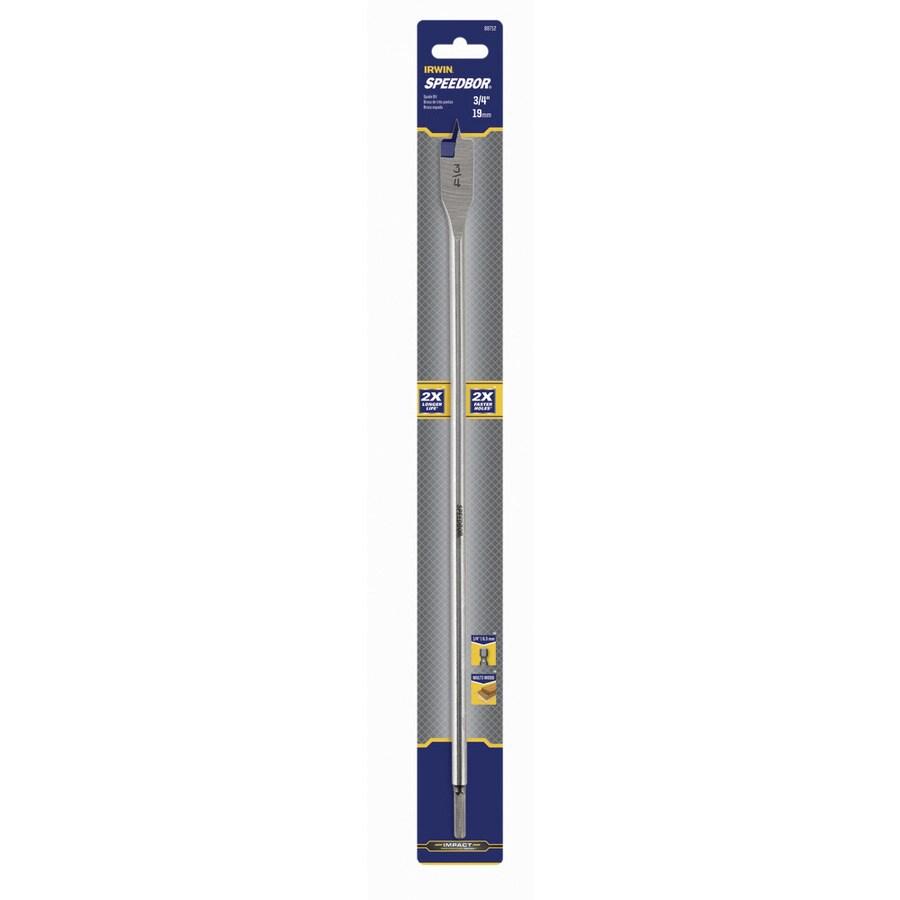 IRWIN 3/4-in Woodboring Spade Drill Bit