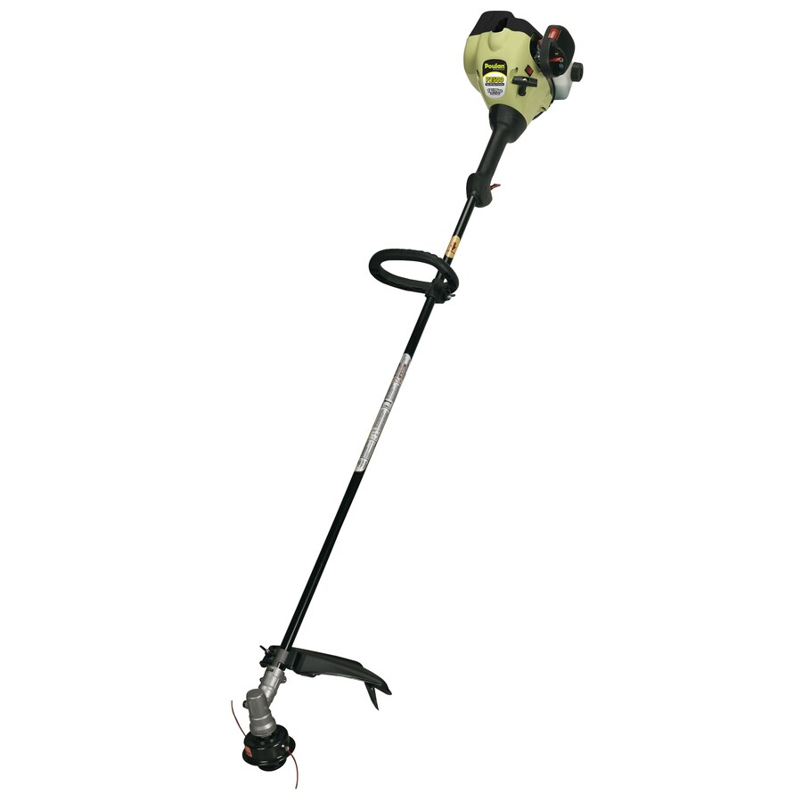 Poulan 25cc 2-Cycle 17-in Straight Gas String Trimmer