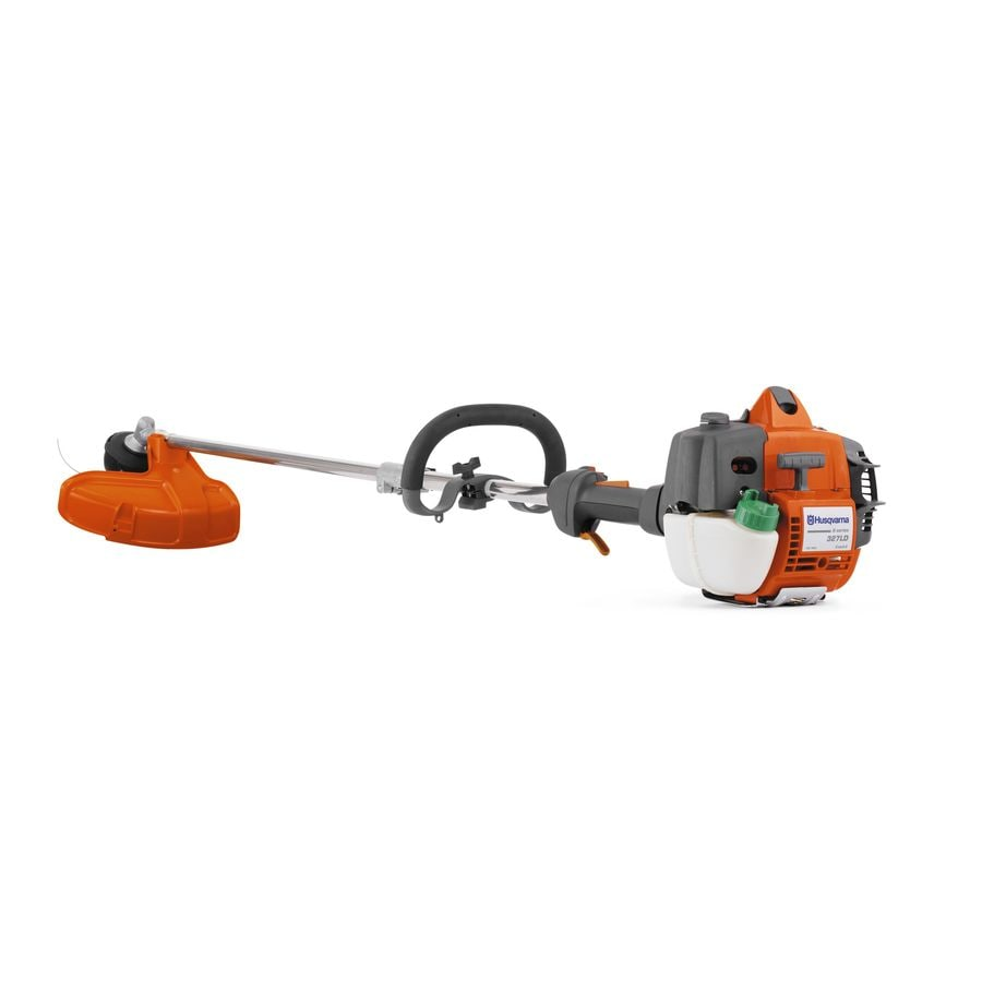 Husqvarna 24.5cc 2-Cycle 18-in Straight Shaft Gas String Trimmer and Edger