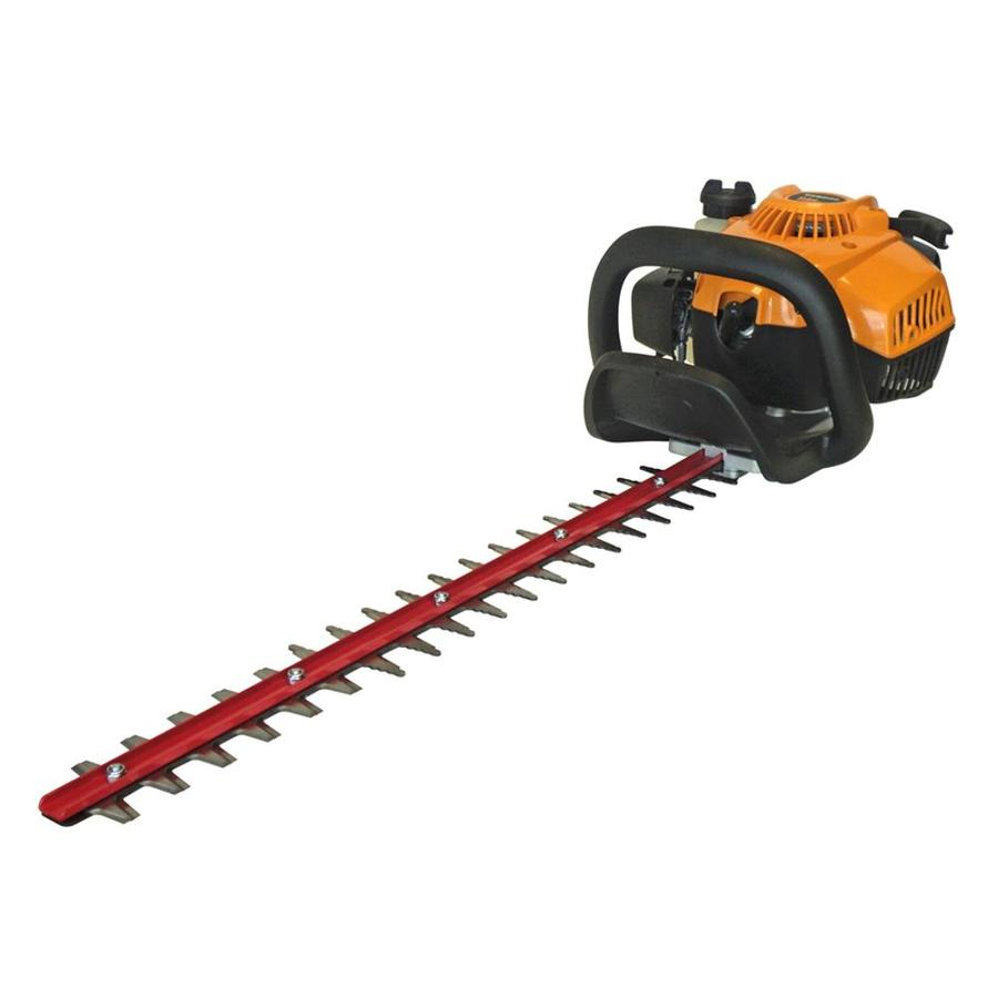 Poulan Pro 28cc 2-Cycle 22-in Dual-Blade Gas Hedge Trimmer