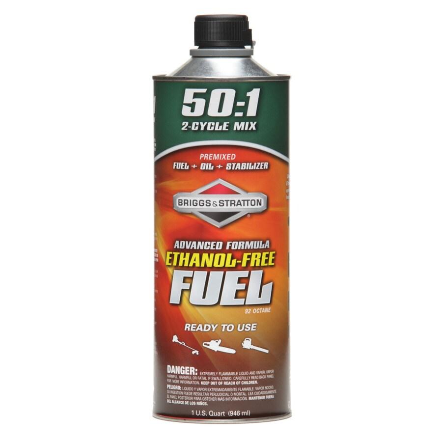 Briggs & Stratton Advanced Fuel
