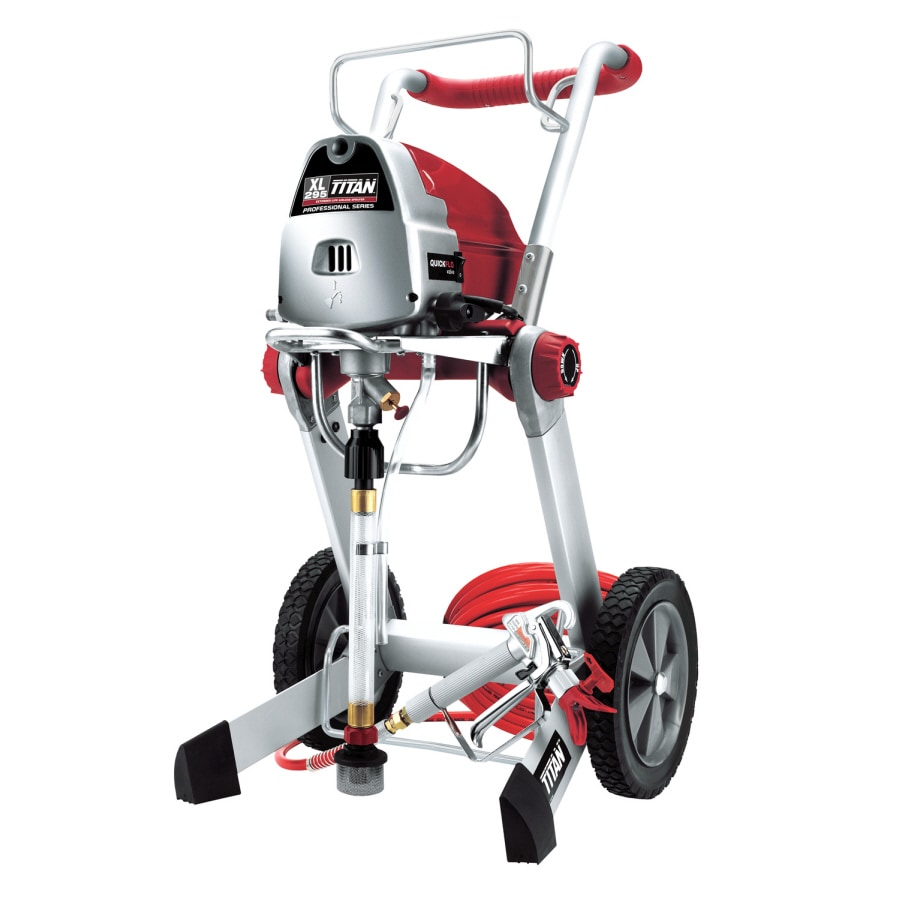 TITAN Xl295 Direct Syphon 3000-PSI Electric Stationary Airless Paint Sprayer