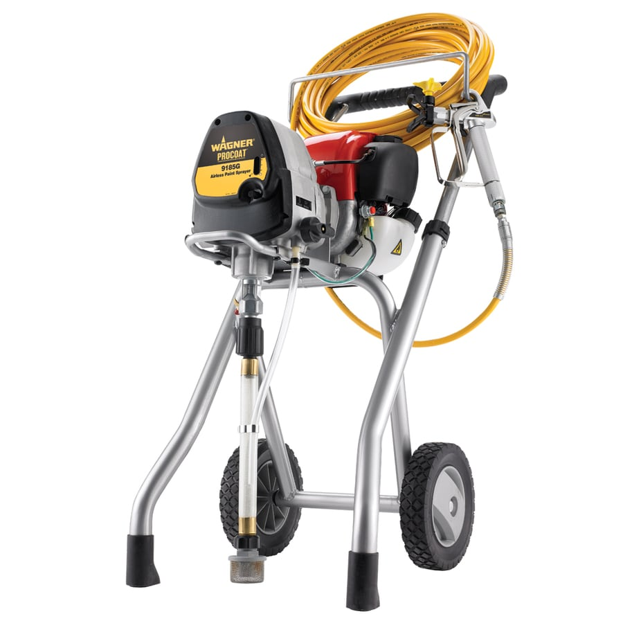 Wagner Procoat 9185G 3000-PSI Gas Stationary Airless Paint Sprayer