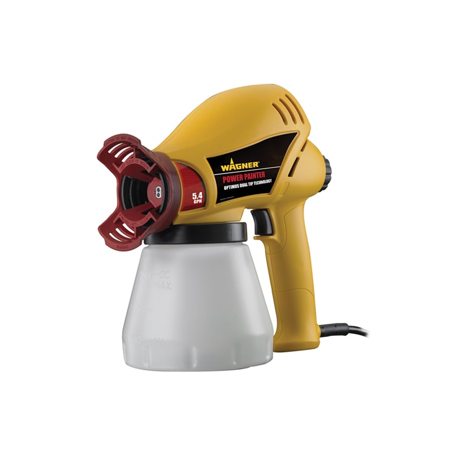 Shop Wagner Power Painter Airless Handheld Paint Sprayer At
