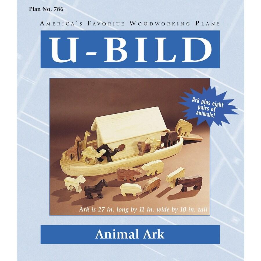 U-Bild Animal Ark Woodworking Plan