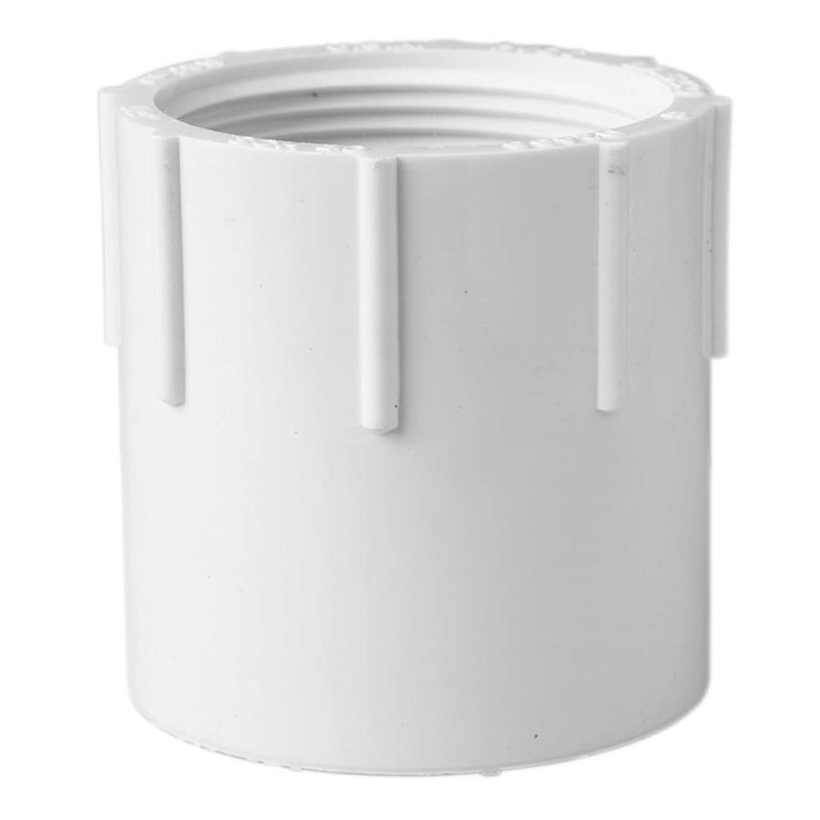 LASCO 3/4-in Dia x 1/2-in Dia PVC Sch 40 Adapter