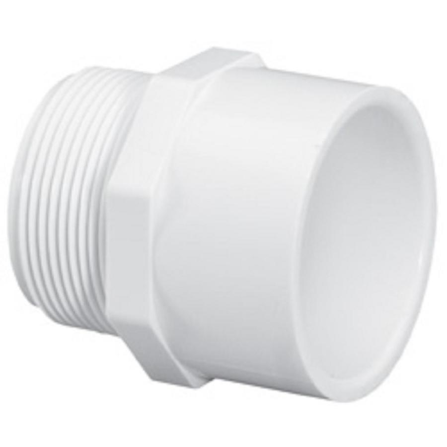 LASCO 1-1/2-in Dia PVC Sch 40 Adapter