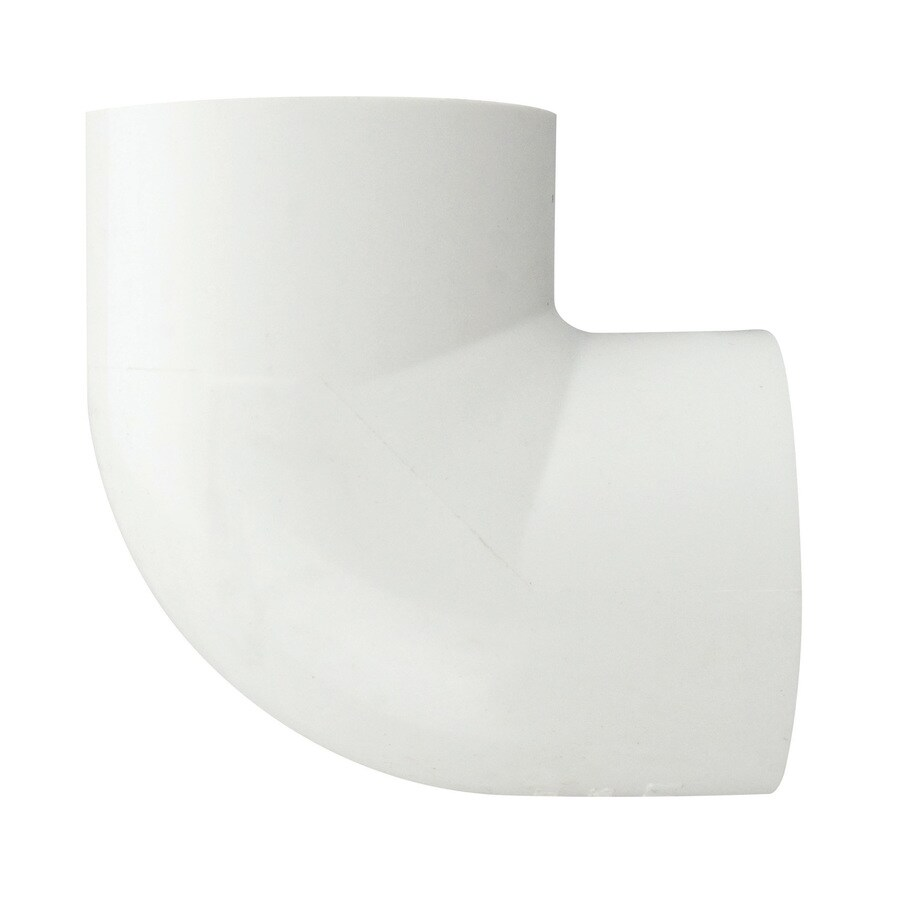 LASCO 3/4-in Dia 90-Degree PVC Sch 40 Slip Elbow