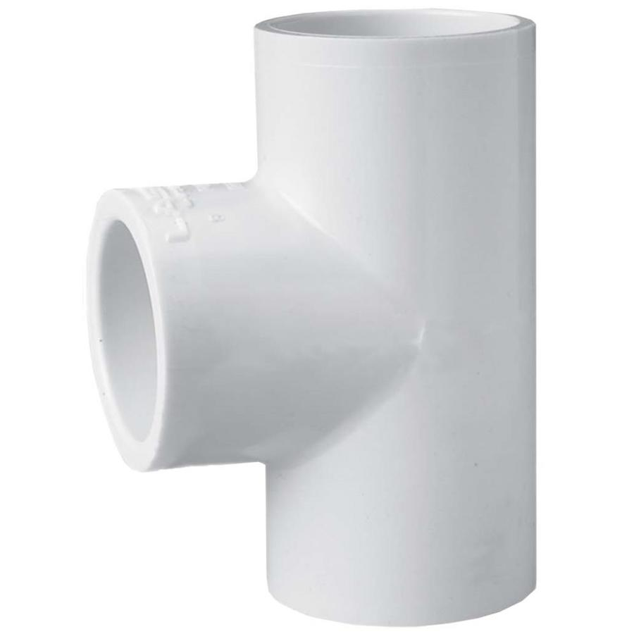 LASCO 2-in Dia 90-Degree PVC Sch 40 Tee