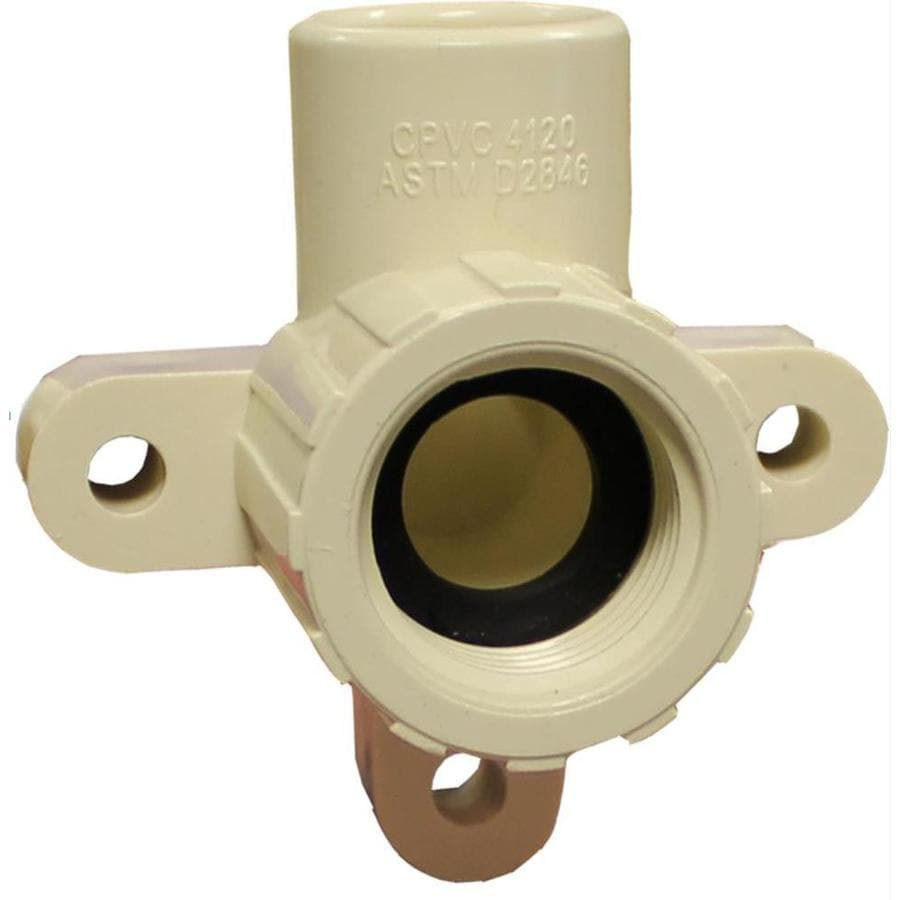 LASCO 1/2-in dia 90-Degree Elbow CPVC Fittings