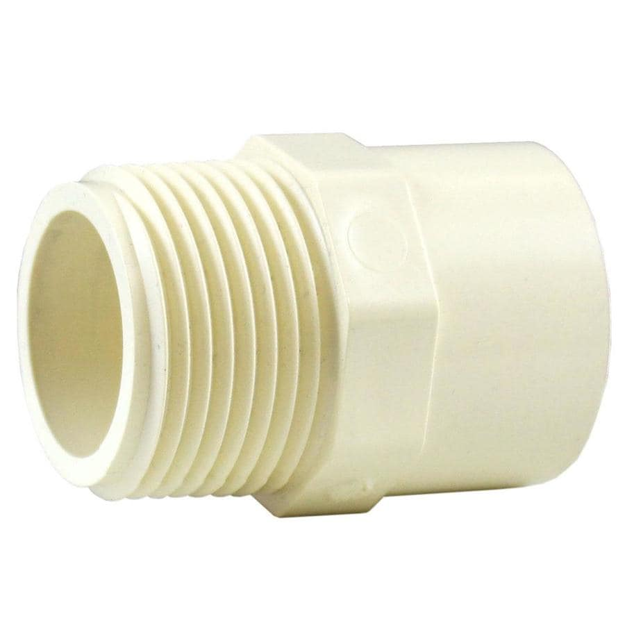 LASCO 1-in Dia Adapter CPVC Fitting