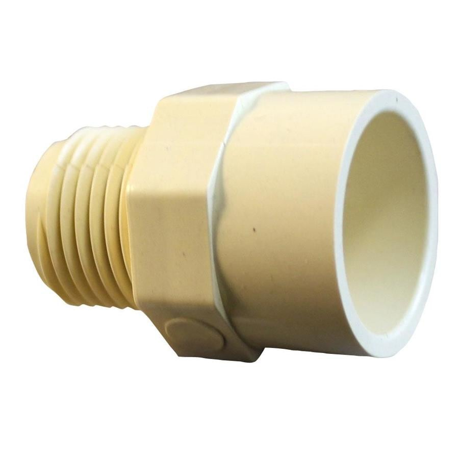 Shop lasco in dia adapter cpvc fitting at