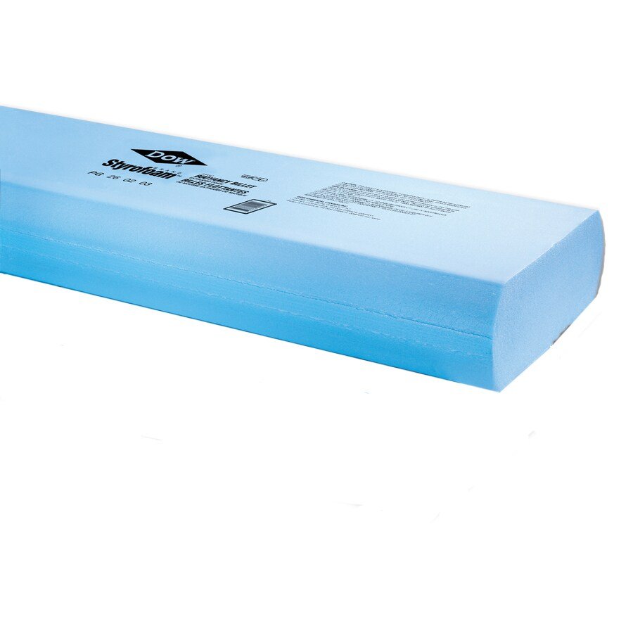Dow Extruded Polystyrene Foam Board Insulation (Common: 10-in x 1.66-ft x 8-ft; Actual: 9.875-in x 1.541-ft x 7.875-ft)