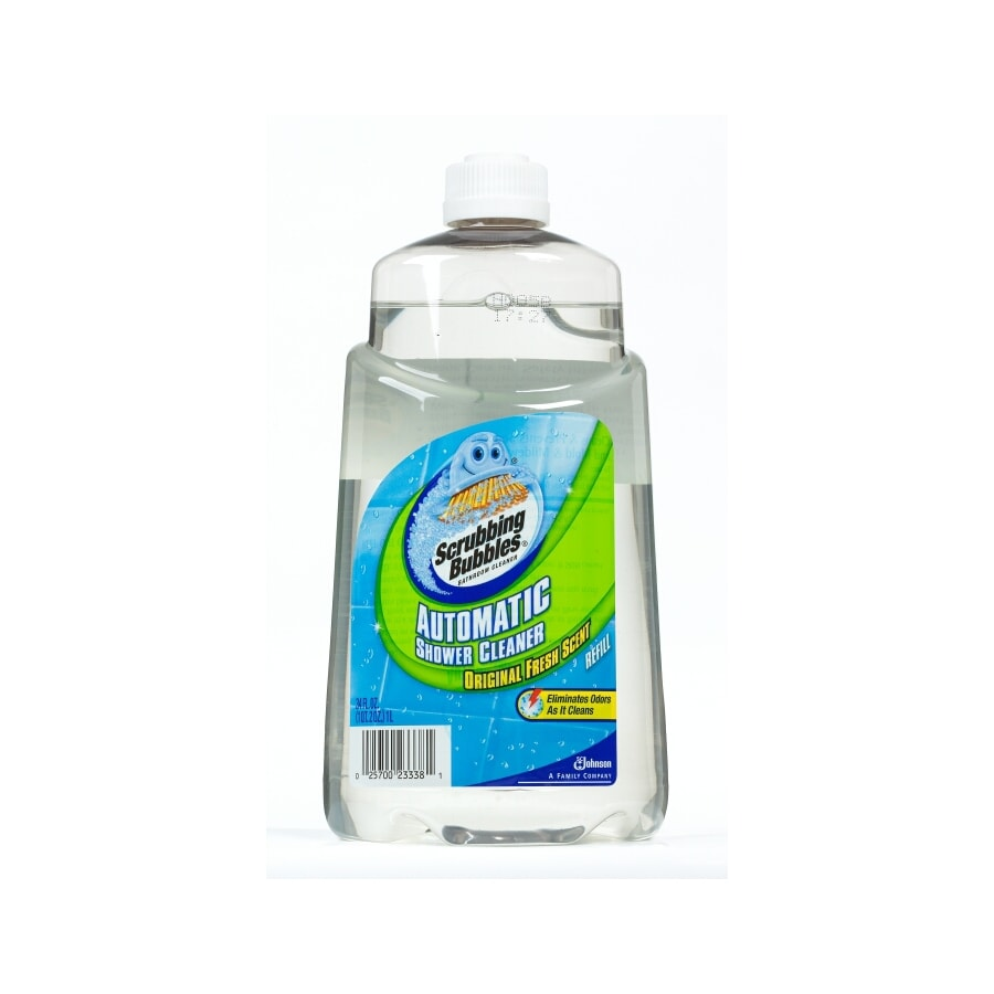 Scrubbing Bubbles 34 oz Shower & Tub Cleaner