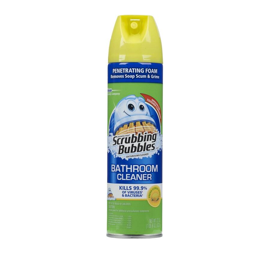 Scrubbing Bubbles 22-oz Foam Multipurpose Bathroom Cleaner