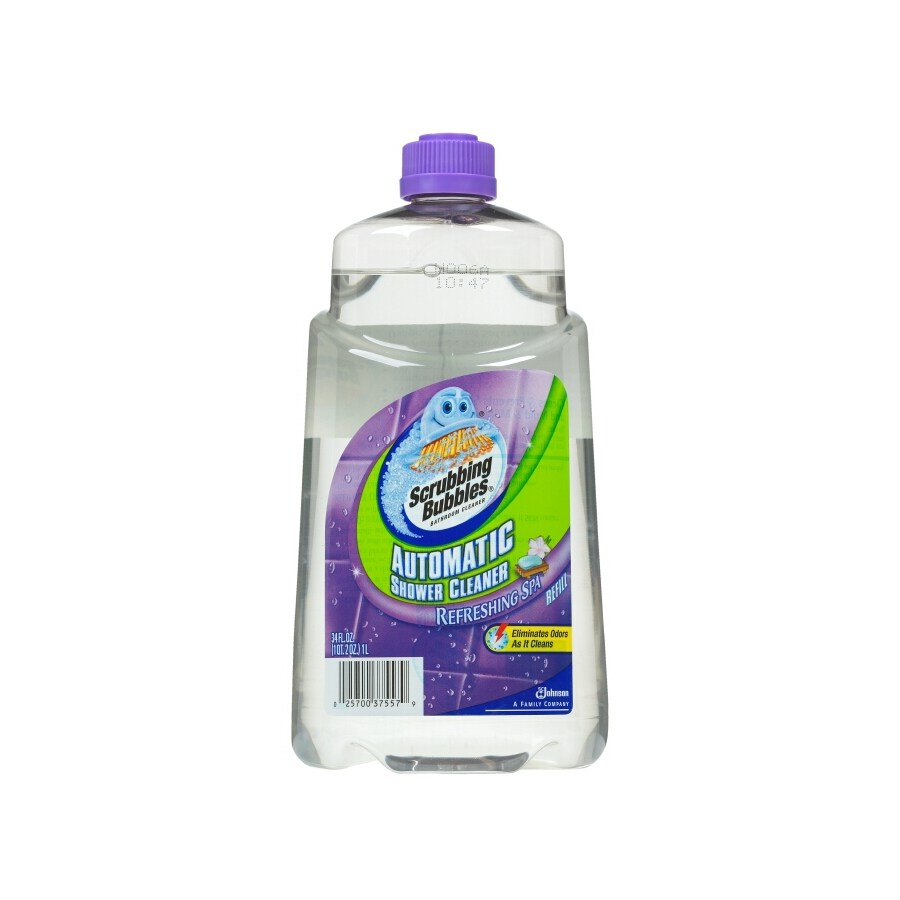 Scrubbing Bubbles 34-fl oz Shower & Tub Cleaner