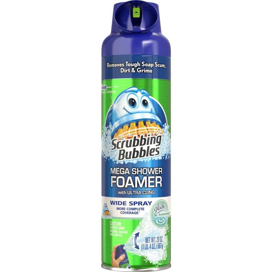 Scrubbing Bubbles 20-oz Shower and Bathtub Cleaner