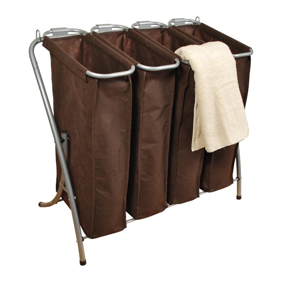 POET Mixed Materials Basket or Clothes Hamper