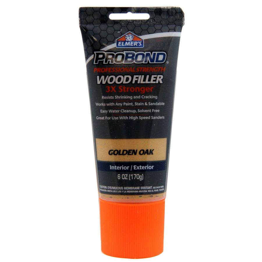 Elmer's 6-oz Probond Wood Filler-Goldenoak