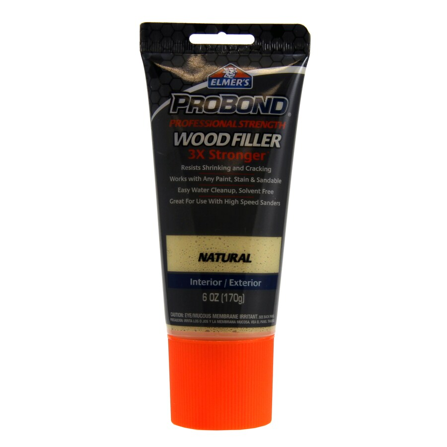 Elmer's 6-oz Probond Wood Filler-Natural