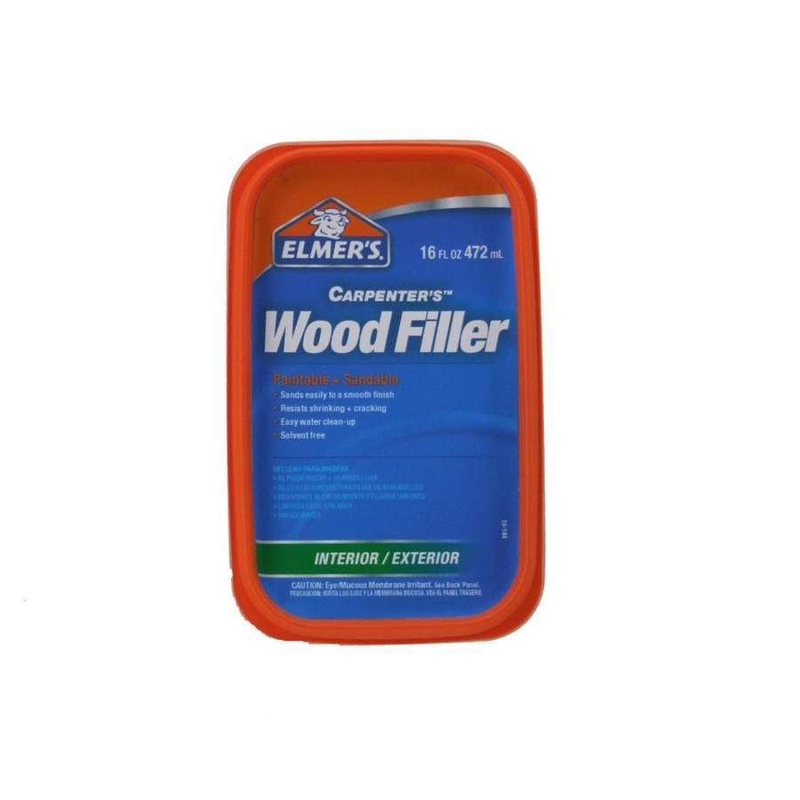 Elmer's 16-oz Latex Wood Filler
