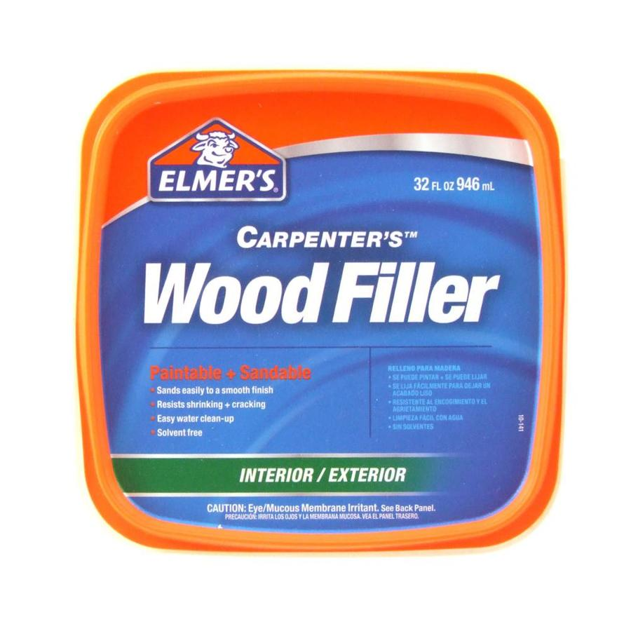 Elmer's 32 Oz. Latex Wood Patching Compound