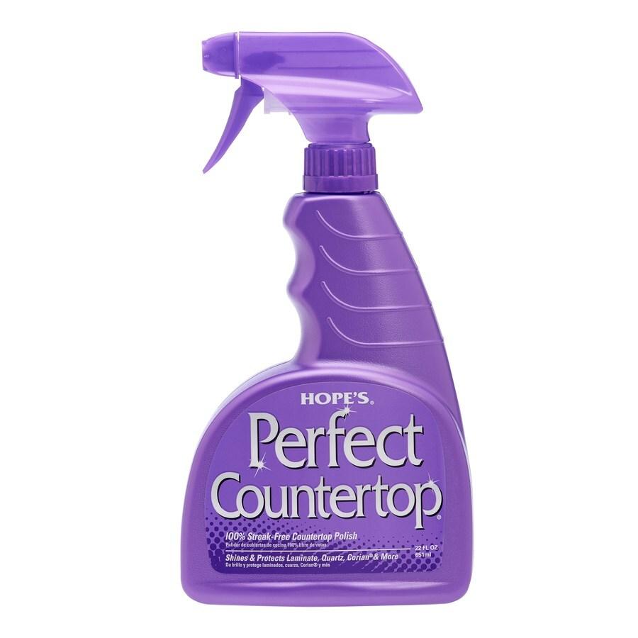 Hope's 22-fl oz Liquid Countertop Cleaner